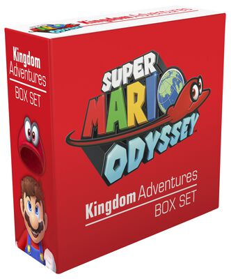 Odyssey - Coffret Kingdom Adventures