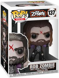 Rob Zombie Rocks - Vinyl Figure 137