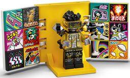 43107 - HipHop Robot BeatBox