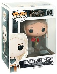 Figurine En Vinyle Daenerys Targaryen 03