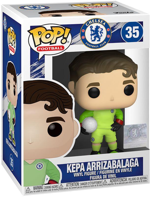 Football FC Chelsea - Kepa Arrizabalaga - Funko Pop! n°35