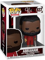 Us - Abraham  - Vinyl Figur 837