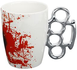 Mug Design Poing Américain