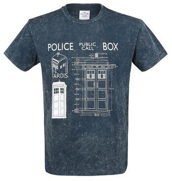 Police Box - Schéma