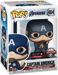 Endgame - Captain America - Funko Pop! n°464