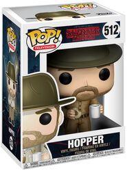 Hopper Avec Un Beignet (Chase Possible) - Funko Pop! n°512