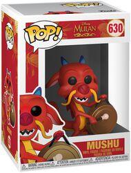 Mushu Avec Gong - Funko Pop! n°630
