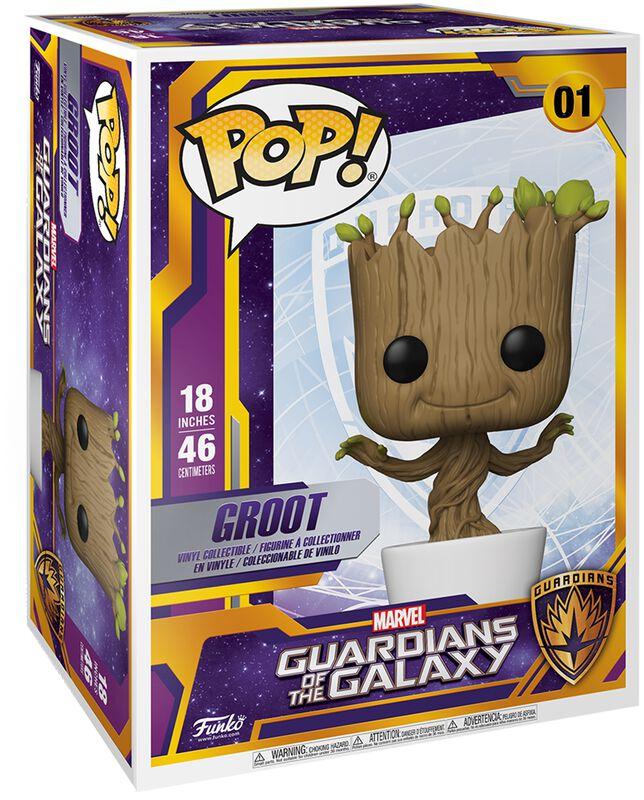 Dancing Groot (Life Size) - Funko Pop! n°01