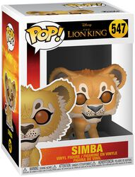 Simba - Funko Pop! n°547