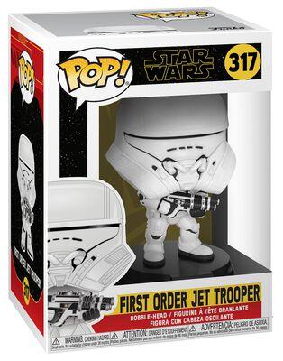 Épisode 9 - L'Ascension de Skywalker - First Order Jet Trooper - Funko Pop! n° 317