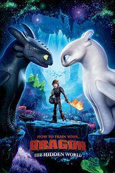 Dragons 3 - Le Monde Caché