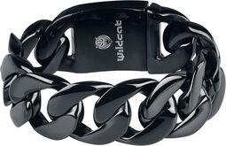 Bracelet Black Braided