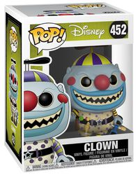 Figurine En Vinyle Le Clown 452