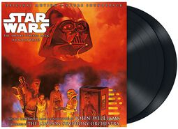 Star Wars - L'Empire Contre-Attaque - Bande-Originale (John Williams)