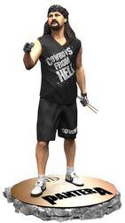 Vinnie Paul Rock Iconz Statue