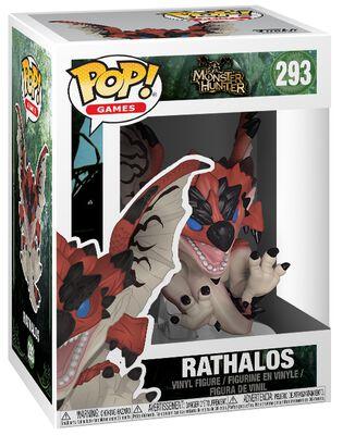 Figurine En Vinyle Rathalos 293