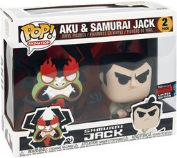 NYCC 2019 - Alu and Samurai Jack (2-Pack) (Funko Shop Europe) - Funko Pop!