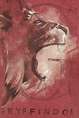 Gryffondor - Lion