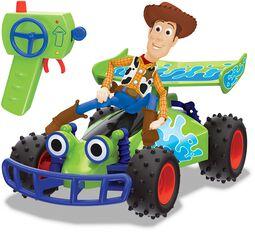 Voiture Télécommandée Toy Story - RC & Woody