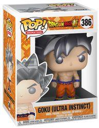 Figurine En Vinyle Super - Goku (Ultra Instinct)  386