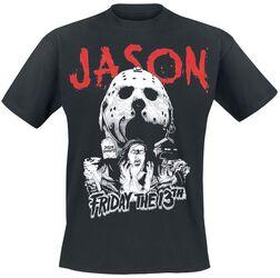 Jason Voorhees - Éclaboussures De Sang
