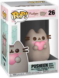 Pusheen Avec Cœur - Funko Pop! n°26