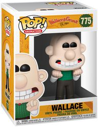 Wallace & Gromit Wallace - Funko Pop! n°775