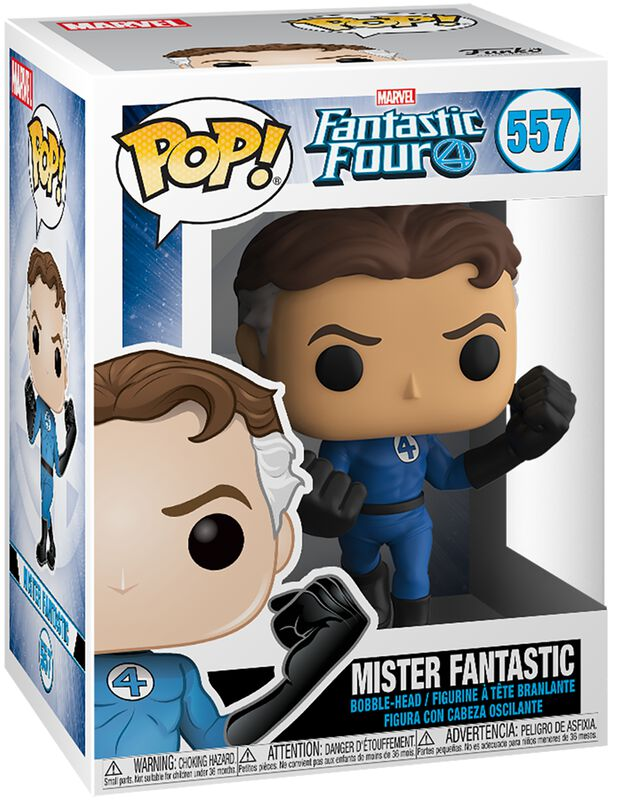 Mr Fantastique - Funko Pop! n°557