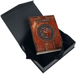 Carnet Fire & Blood
