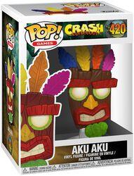 Figurine En Vinyle Aku Aku 420