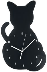 Acrylic Wall Clock  Chat