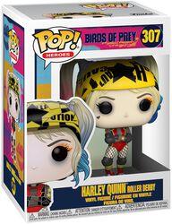 Harley Quinn Roller Derby - Funko Pop! n°307
