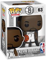 Brooklyn Nets - Kevin Durant - Funko Pop! n°63