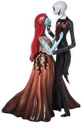 Jack & Sally - Figurine Couture De Force