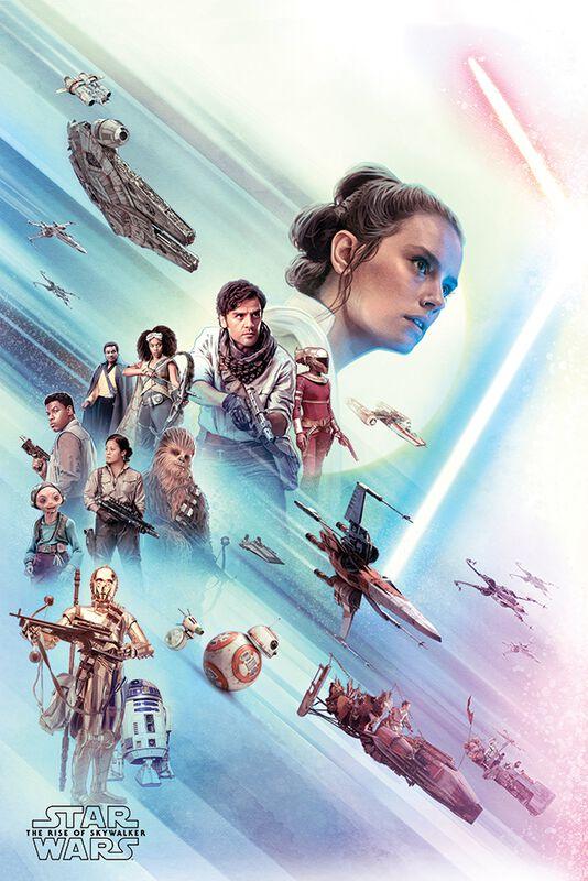Épisode 9 - L'Ascension De Skywalker - Rey