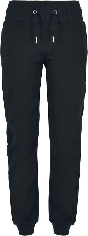 Pantalon De Jogging Organique Taille Haute