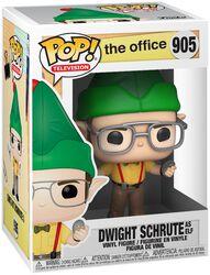 The Office Dwight Schrute En Elfe - Funko Pop! n°905