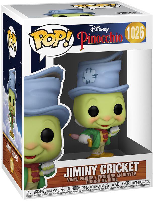 80ème Anniversaire - Jiminy Cricket - Funko Pop! n°1026