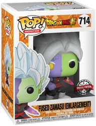 Dragon Ball Super - Zamasu Fusionné (Enlargement) - Funko Pop! n°714