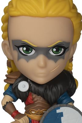 Assassin's Creed Valhalla - Figurine Chibi Eivor Femelle (Ubisoft Heroes Collection)