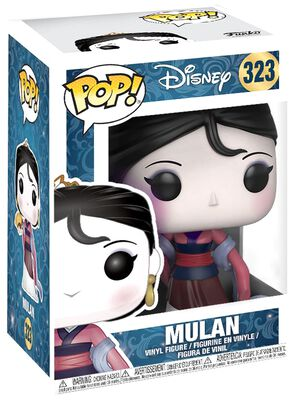Mulan Vinyl Figure 323