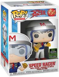 Speed Racer ECCC 2020 - Speed Racer Avec Trophée - Funko Pop! n°754