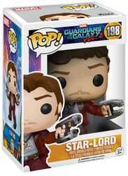 2 - Figurine En Vinyle Star Lord 198 (Chase Possible)