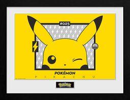 Pikachu Clin D'Œil