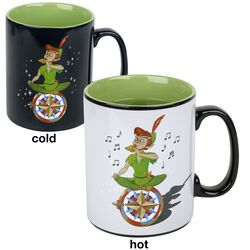 Neverland - Mug Thermo-Réactif