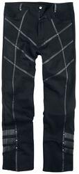 Pantalon Contrast