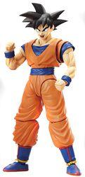 Dragon Ball Z - Rise Son Goku New Version Model Kit