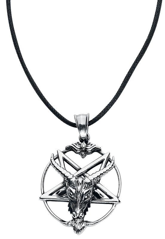 Pentagramme Bouc