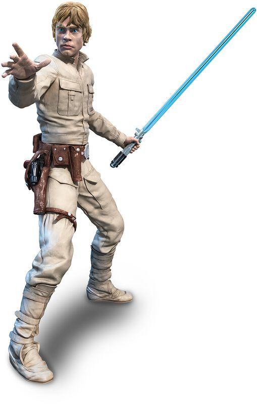 40ème Anniversaire - The Black Series - Luke Skywalker