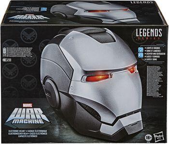Marvel Legends : Casque War Machine Électronique